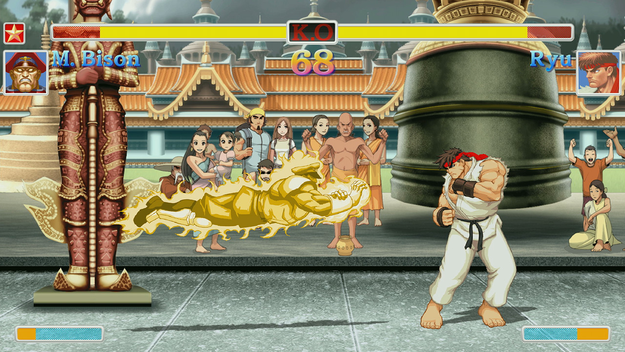 Ultra Street Fighter II: The Final Challengers Switch cheap key to download
