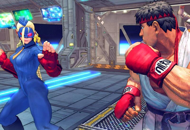 Ultra Street Fighter IV 4 PC billig Schlüssel zum Download