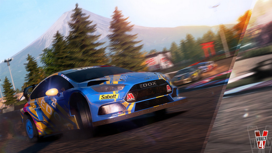 V-Rally 4 PC cheap key to download