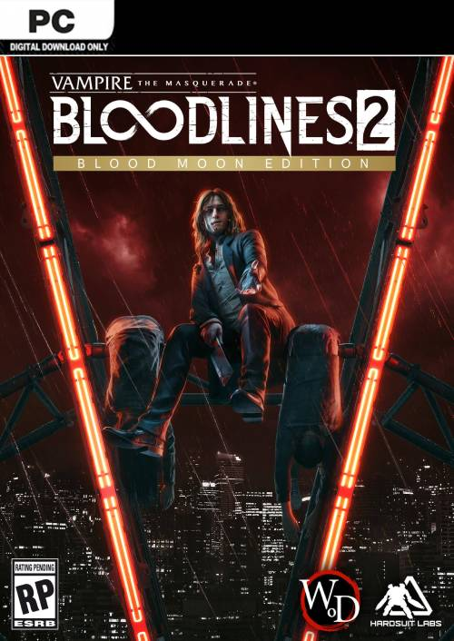 Vampire: The Masquerade - Bloodlines 2: Blood Moon Edition PC key