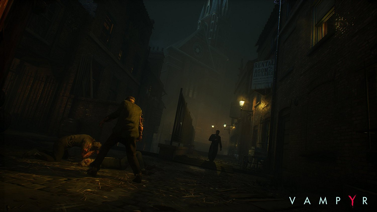 Vampyr PC cheap key to download