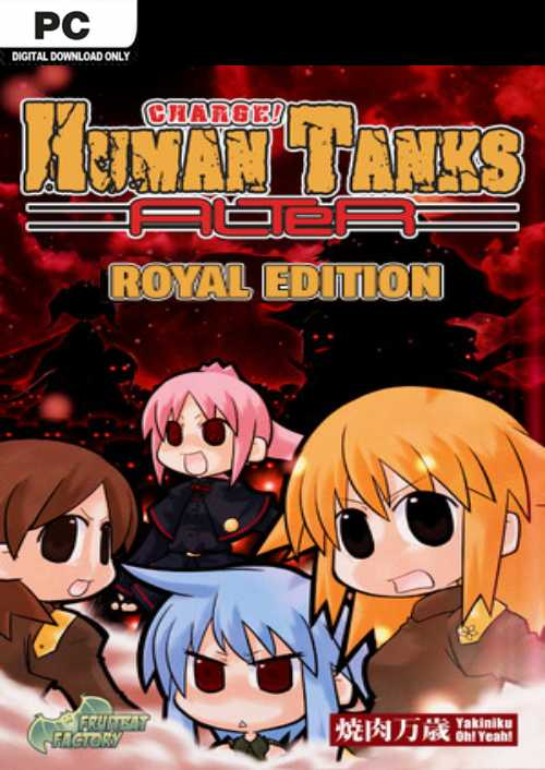 - War of the Human Tanks - ALTeR - Royal Edition PC