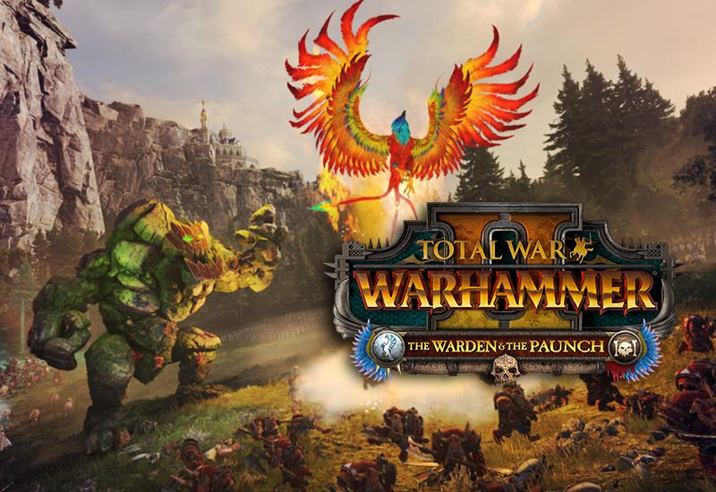 Total War Warhammer II 2 - The Warden and The Paunch PC - DLC (EU) cheap key to download