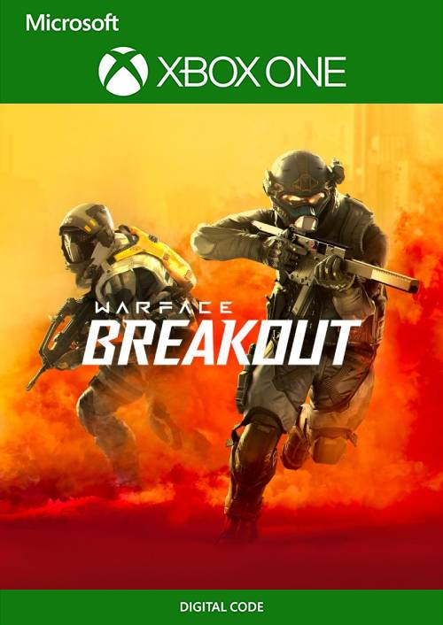 Warface Breakout Xbox One