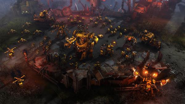Warhammer 40.000 Dawn of War III 3 PC cheap key to download