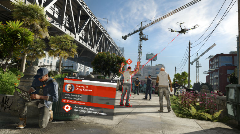 Watch Dogs 2 Xbox One cheap key to download