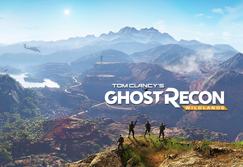 Tom Clancy's Ghost Recon Wildlands PC cheap key to download