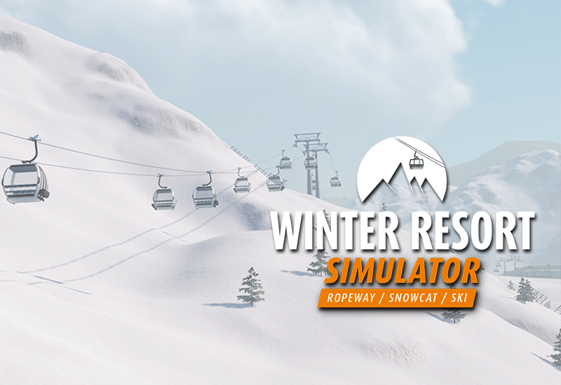 Winter Resort Simulator PC cheap key to download