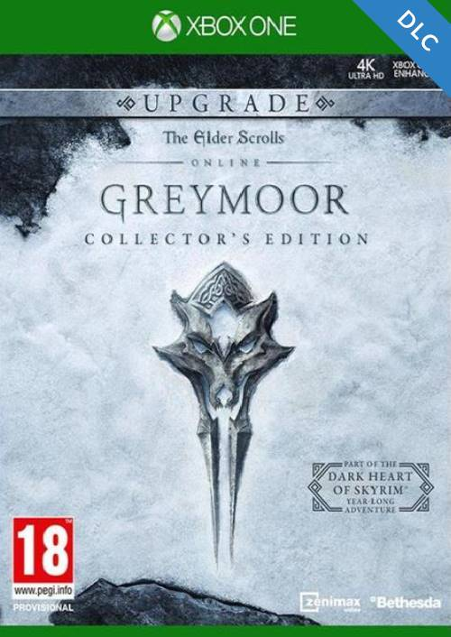 The Elder Scrolls Online: Greymoor Collector's Edition Upgrade Xbox One cheap key to download