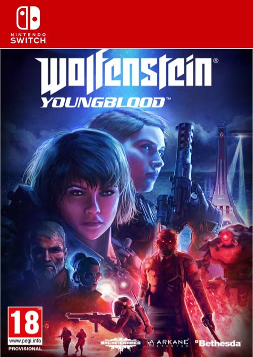 Wolfenstein Youngblood Nintendo Switch