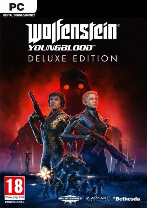 Wolfenstein: Youngblood Deluxe Edition PC key