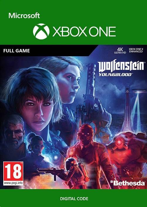 Wolfenstein: Youngblood Xbox One key