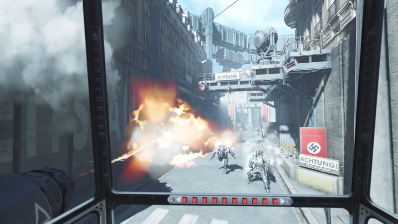Wolfenstein: Cyberpilot VR PC