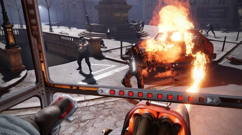 Wolfenstein: Cyberpilot VR PC billig Schlüssel zum Download
