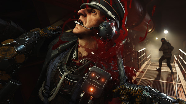 Wolfenstein II 2: The New Colossus PC cheap key to download