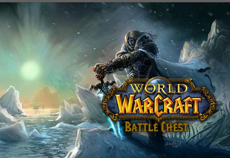 World Of Warcraft Battle Chest PC/Mac clé pas cher à télécharger