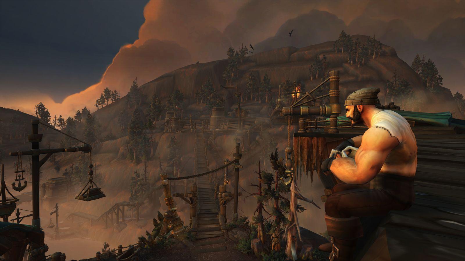 Get World Of Warcraft Wow Battle For Azeroth Eu Cheaper Cd