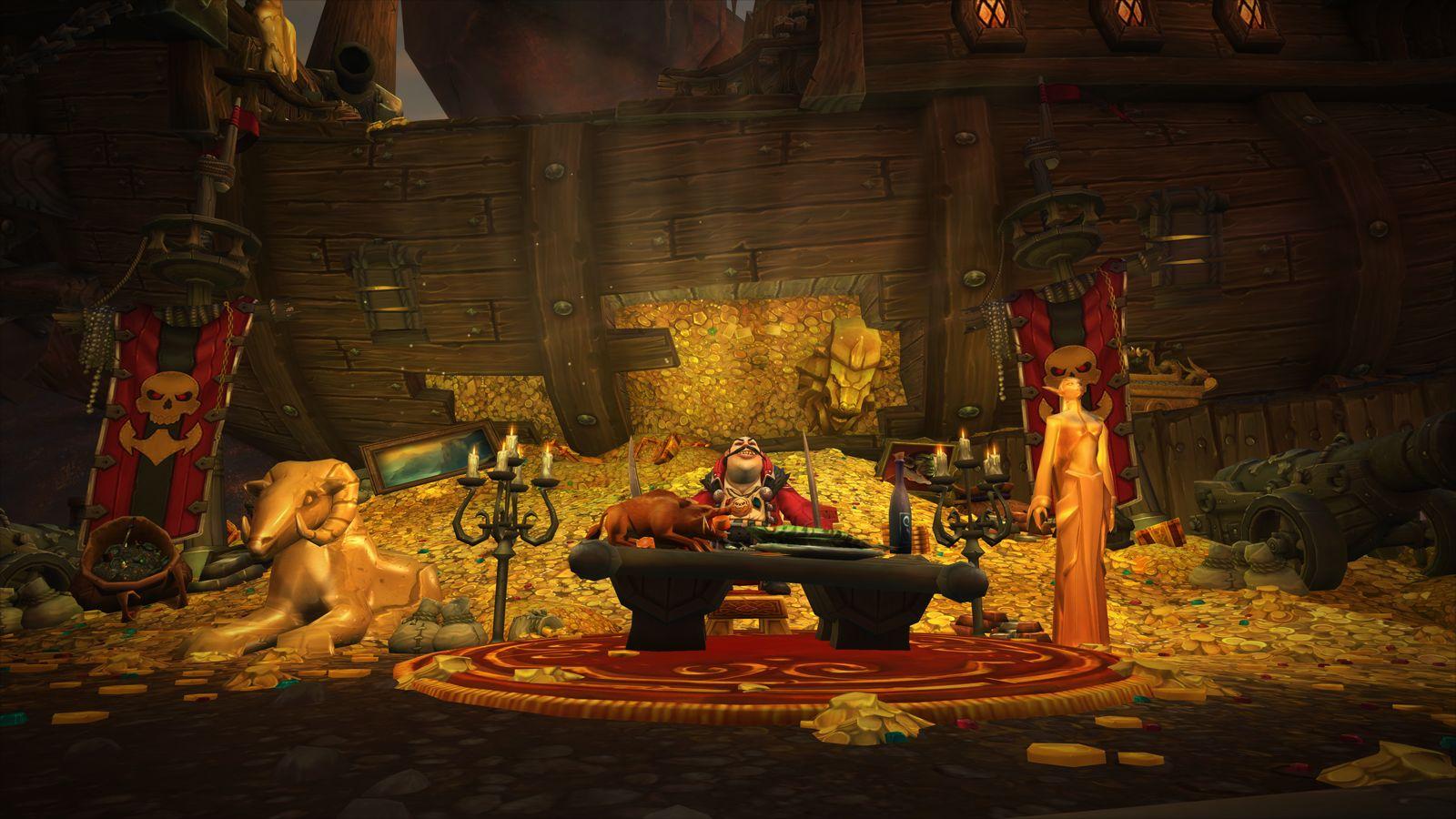 World of Warcraft (WoW) Battle for Azeroth (EU)