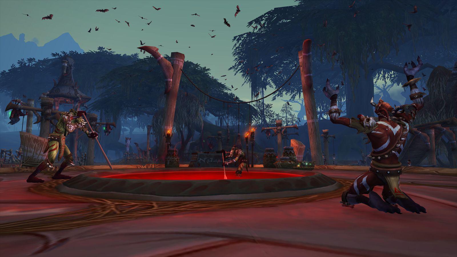 World of Warcraft (WoW) Battle for Azeroth (EU) clé pas cher à télécharger