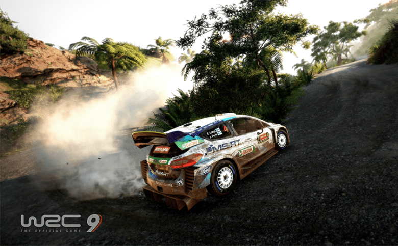 WRC 9 - The Official Game PC cheap key to download
