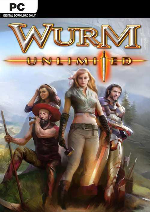 Wurm Unlimited PC key