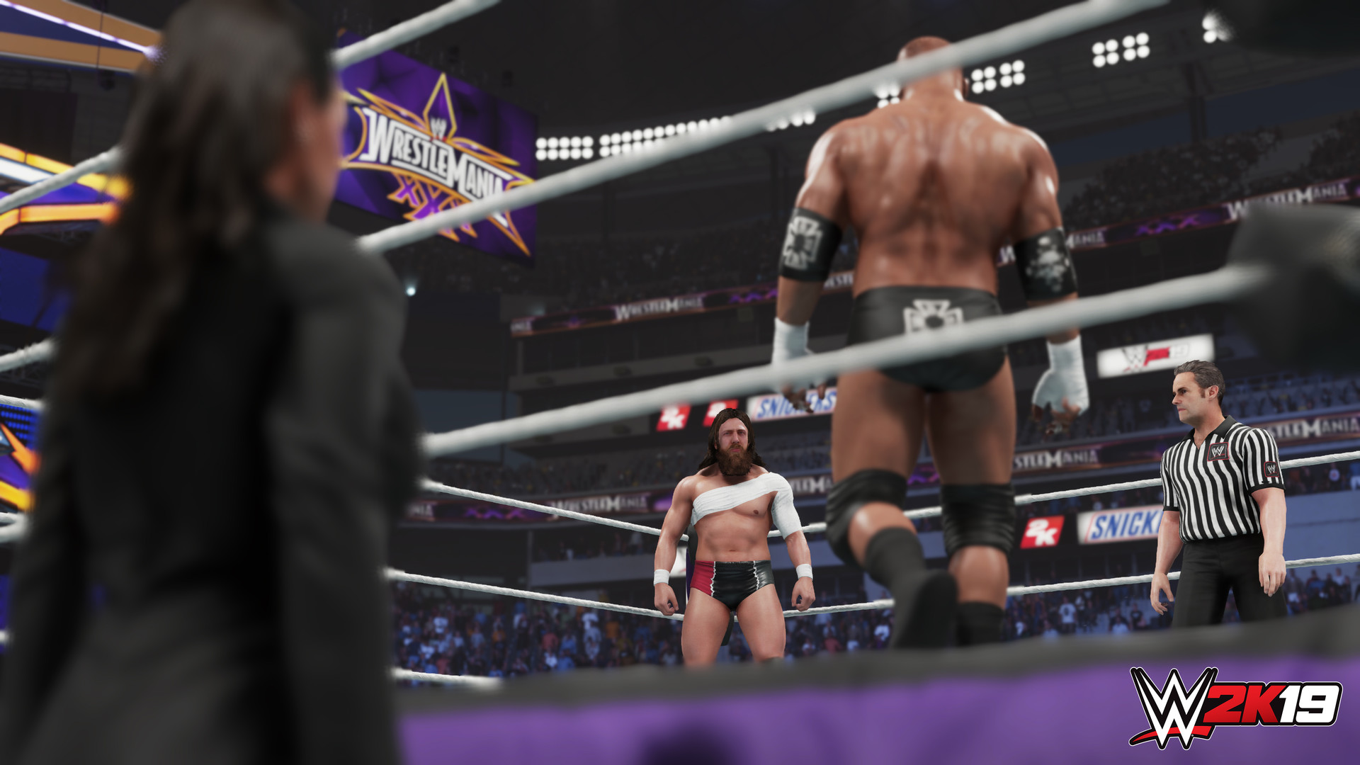 WWE 2K19 Deluxe Edition PC (EU) cheap key to download