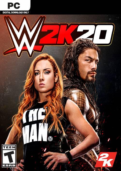 WWE 2K20 PC (EU) key