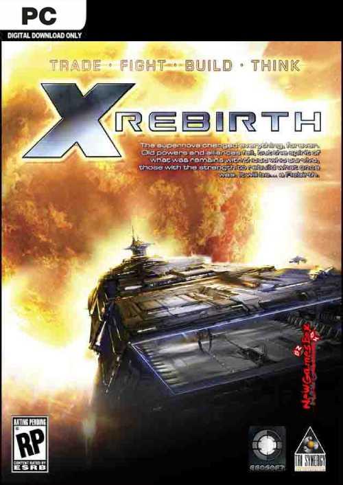 X Rebirth PC key