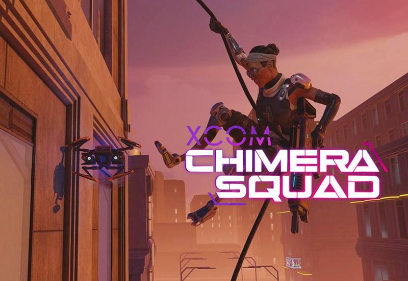 XCOM: Chimera Squad PC (EU) cheap key to download