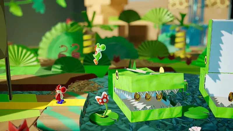 Yoshi's Crafted World Switch cheap key to download