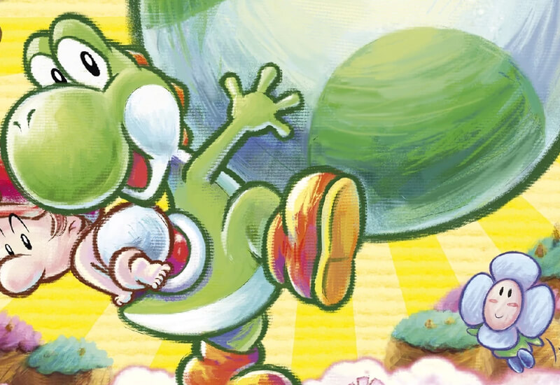 Yoshi's New Island 3DS - Game Code cheap key to download