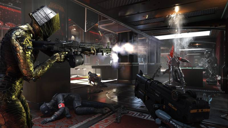 Wolfenstein: Youngblood Deluxe Edition PC (EMEA) cheap key to download