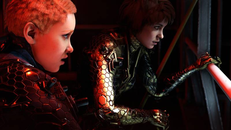 Wolfenstein: Youngblood Deluxe Edition Xbox One billig Schlüssel zum Download