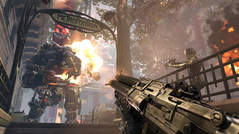 Wolfenstein: Youngblood PC cheap key to download