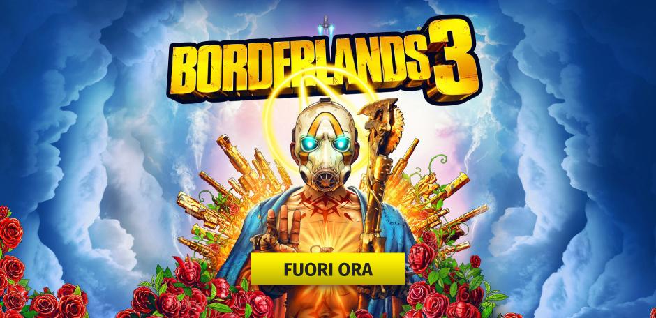 Borderlands 3 PC + DLC