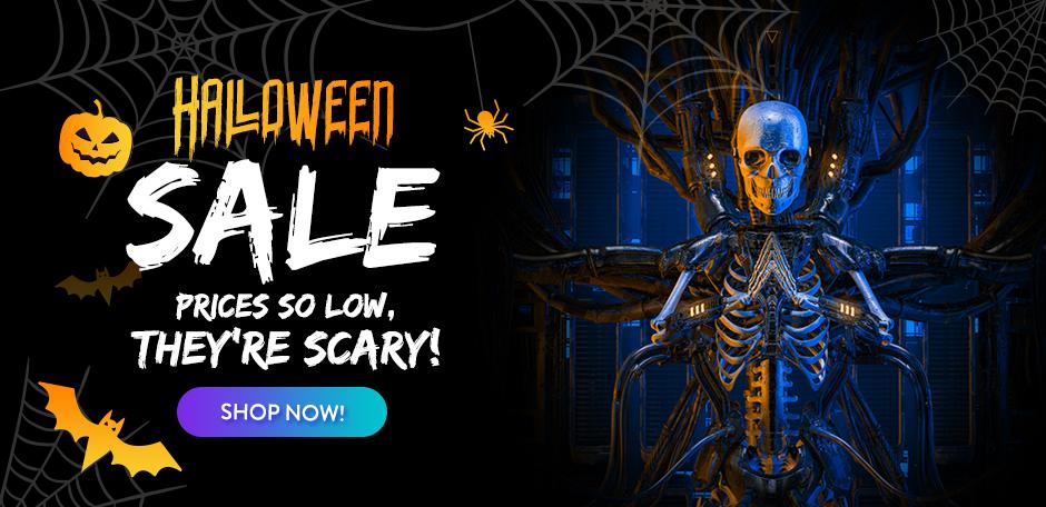 CDKeys Halloween Sale