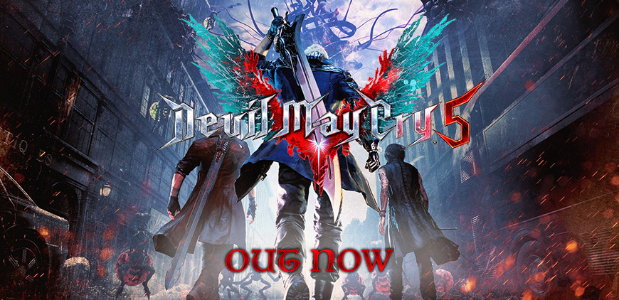 Devil May Cry 5 PC + DLC