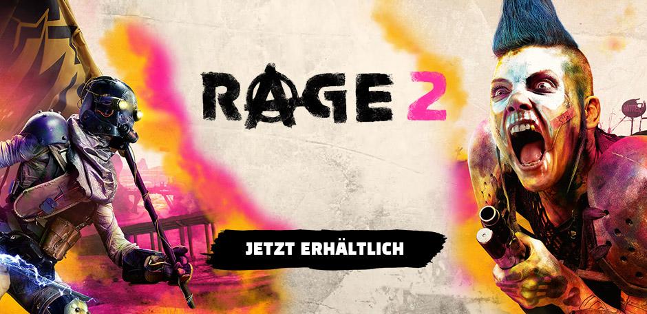 Rage 2 PC (EMEA)