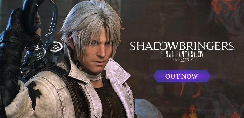 Final Fantasy XIV 14 Shadowbringers