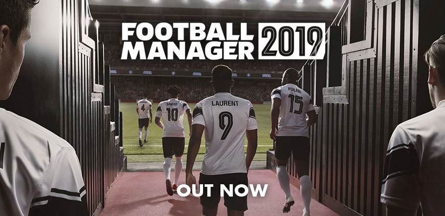 Football Manager (FM) 2019 PC