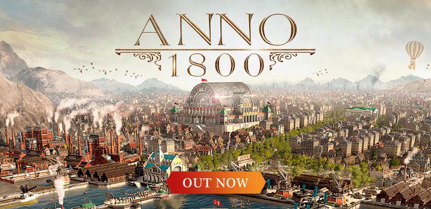 Anno 1800 PC