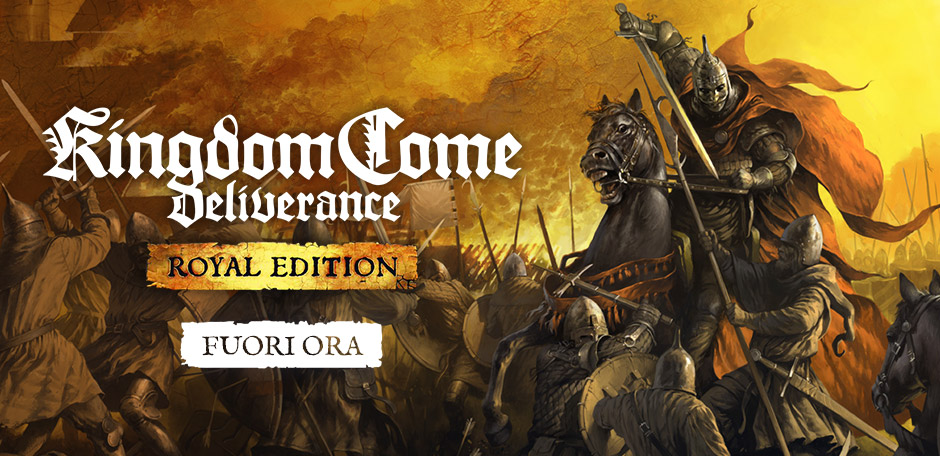 Kingdom Come: Deliverance Royal Edition PC