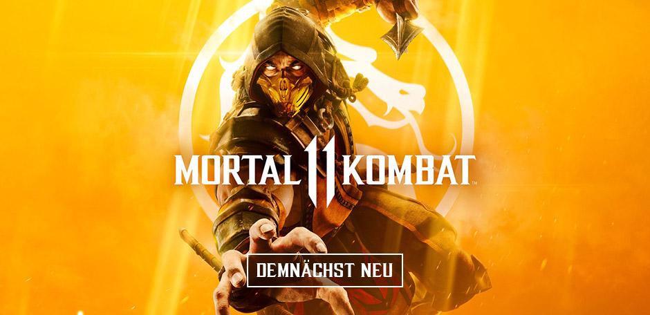 Mortal Kombat 11 PC + DLC