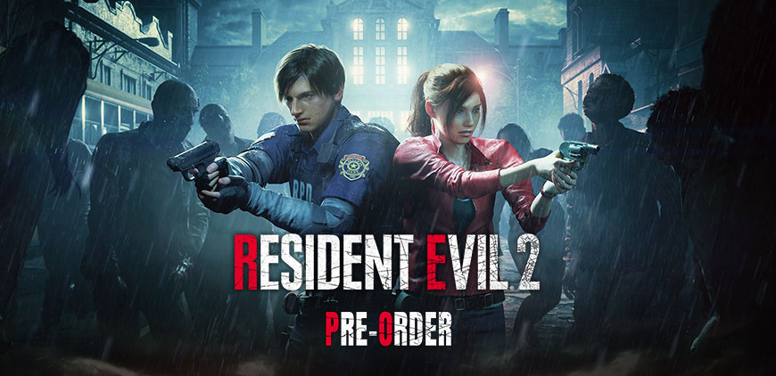 Resident Evil 2 / Biohazard RE2 Delxue Edition PC
