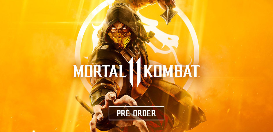 Mortal Kombat 11 PC + DLC