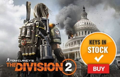 Tom Clancy's The Division Survival PS4 (UK) cheap key to download