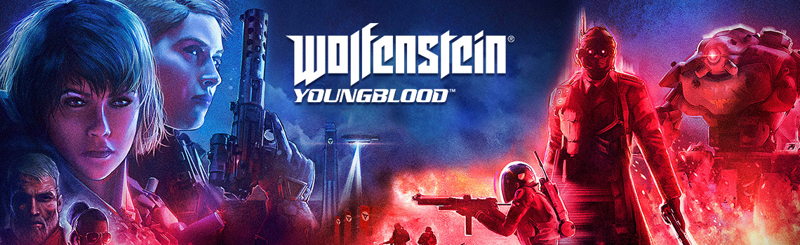 Buy Wolfenstein Youngblood cd keys at the cheapest price on